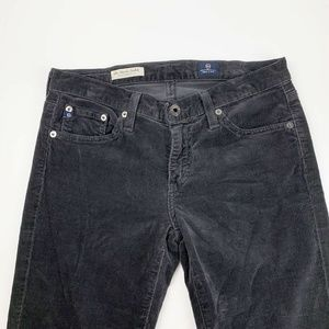 AG Adriano Goldschmied Jeans - adriano goldschmied The Stevie Ankle Gray Jeans
